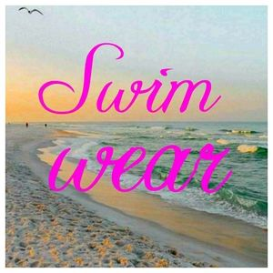 Women's swim suits, coverups, beachwear